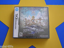HEROES OF MANA  -  NINTENDO DS (NEW&SEALED)