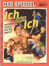 SPIEGEL 39/2005 Das Duell zwischen Gerhard Schröder und Angela Merkel
