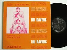 THE RAVENS THE BEST OF VOL 3 US MERCURY DOO WOP / R&B LP MINT-