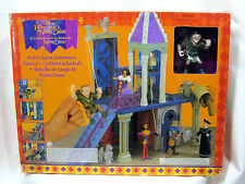 Mattel Disney Hunchback of Notre Dame Adventure Playset  NEW unopened Quasimodo