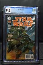 Star Wars Tales #7 Boba Fett Cover CGC 9.6 Dark Horse 2001 1st Appear Ailyn Vel