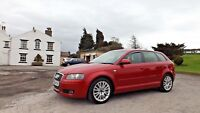 2006 AUDI A3 3.2 V6 QUATTRO DSG SPORTBACK - FSH - HEATED LEATHER - XENONS - R32