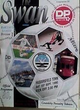 Swansea City V Huddersfield Town 90-91 de la Liga Match