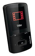 Philips Sa4vbe04kn GoGear Mp4 Player With FullSound Vibe 4gb Black Digitalplayer