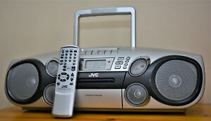 JVC RC-BM5    Mp3 playback    very good condition    Fully working