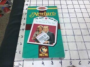 Original SEALED VHS Walt Disney Home Video -- NEWHART no room & prodigal darryl