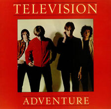 Television - Adventure RED COLOURED Vinyl LP NEW/SEALED