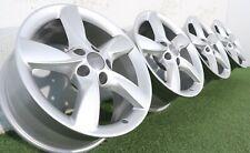 4 Cerchi in lega Originali 17 Audi A6 C6 C7 C8 4G0071497 7.5J ET 37mm