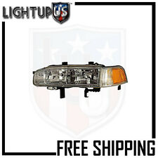 Headlights Headlamps Left Only for 92-93 Honda Accord
