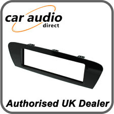 Connects2 CT24RT17 Single Din Facia Plate (Piano Black) for Renault Scenic 2009>