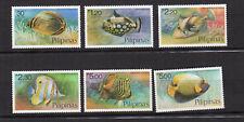 PHILIPPINES 1978 Y&T N°1076 et 1081 6 timbres non oblitérés avec gomme / 4171