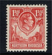 Northern Rhodesia GV1 1938 1½d Carmine-Red Unmounted Min