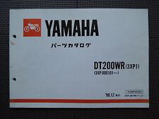 yamaha dt 200 in manuals literature ebay rh ebay ca Yamaha 200 Dual Sport Motorcycle Yamaha 150
