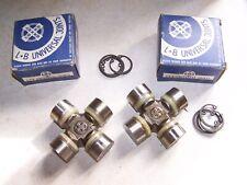 Alfa Romeo Spider, Giulia, Berlina & GTV  TWO Universal Joints 60711616