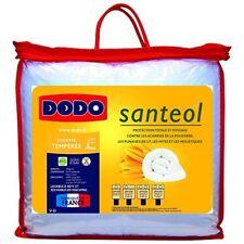 Dodo Santeol couette 140 x 200 cm Tempérée Synthétique anti insectes Anti...