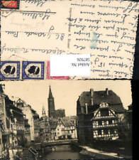 587926,Foto Ak Straßburg Strasbourg Kirche France