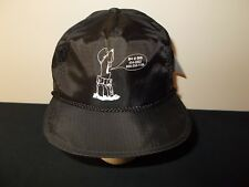 Vtg-1990s Minnesota Gopher Call Before You Dig waterproof snapback hat sku10