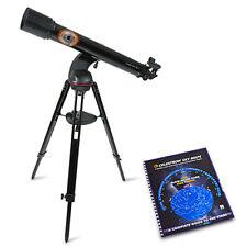Celestron 22094 Cosmos 90GT Wifi Enabled Refractor Telescope w/ Skymaps