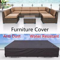 Housse Bâche Protection de meubles couverture étanche Jardin Table Taille  ! !