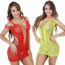 Sexy Women's G-string Underwear Lingerie Sleepwear Nightwear Lace Dress
