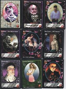 Original Jyhad Complete Set of 111 Vampires VTES CCG