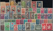 Pequeño lot Estonia 1919-1940 con Saub. erstfalz