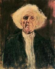 Blind Man by Gustav Klimt 60cm x 48cm Canvas Print