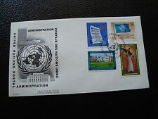 NATIONS-UNIES (geneve) - enveloppe 1er jour 4/10/1969 (cy64) united nations
