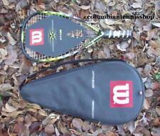 New Wilson Xt 145 Hyper Racquetball racquet + case G3 X-Sm 145 grams org.180