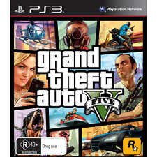Grand Theft Auto 5 GTA V PS3  Sony PlayStation 3