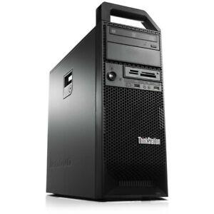 Lenovo ThinkStation S30 - Intel Xeon E5-1620 3,6 Ghz - 8 Go RAM - 500 Go HDD - E