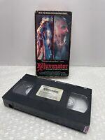 RARE OOP VHS 1988 THE REJUVENATOR  -  SLASHER HORROR VHS MOVIE