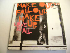 Love Is All - Make Out. Fall Out. Make Up. (CD Promo Single, 2006) Parlophone