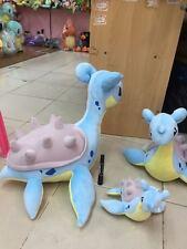 3pcs Pokemon Lapras Plush Doll Figure Soft Toy Xmas Christmas Gift For Kids