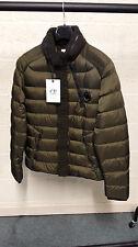 CP Company Ultralight Nylon Down Jacket In Green BNWT