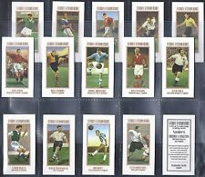 BEANSTALK-FULL SET- SATURDAY AFTERNOON HEROES (15 CARDS) - FOOTBALL - EXC+++