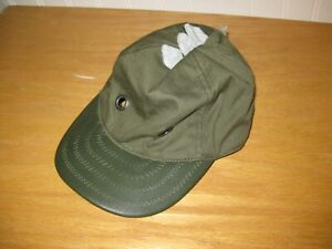 NWT Gymboree Epic Dig size 2T-3T Green Dinosaur Cap Hat