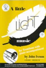 Poca luz música para trombón BC; folleto, partituras, 2115BC
