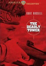 DEADLY TOWER - (1976 Kurt Russell) Region Free DVD - Sealed
