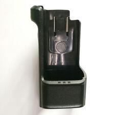 Back Holster Battery With Belt Clip For Motorola APX7000 Casing Holder