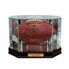 New Jason Witten Dallas Cowboys Glass and Mirror Football Display Case UV