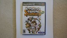 Harvest Moon a Wonderful Life PS2 PlayStation - New/Sealed - Ships Worldwide