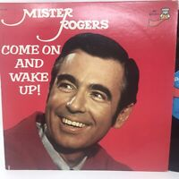 Mister Rogers - Come On And Wake Up LP Vinyl Record Original Pressing 1973