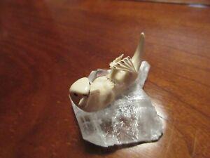 Vintage Inuit Carving Bone