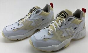 New Balance 608v1 Mens Size 8.5 D White Cream Running Walking Casual NWOB