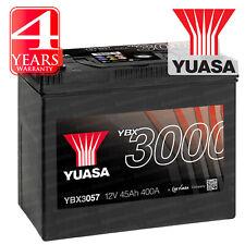 Yuasa Car Battery Calcium Black Case 12V 400CCA 45Ah T1/T3 For Honda Ballade 1.5