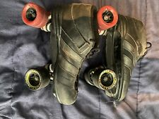 Riedell R3 Roller Skates Size 10