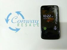 ZTE Warp N860 4GB Black (Boost Mobile) Cracked Glass Bad Touch GOOD IMEI