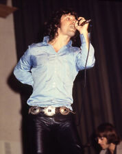 Jim Morrison UNSIGNED photograph - L5244 - On stage in the 1960s - NEW IMAGE!!!