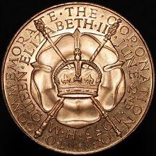 More details for 1953 | elizabeth ii coronation medal | medals | km coins